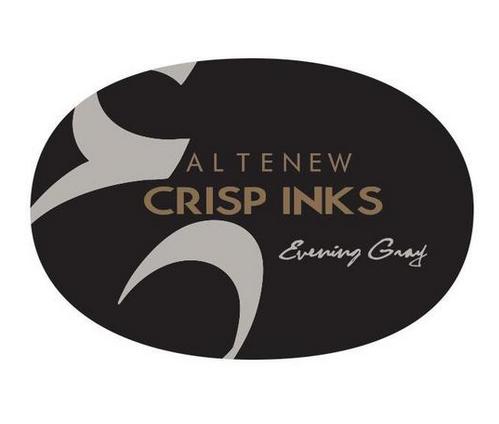 ALTENEW CRISP DYE INK PAD EVENING GRAY