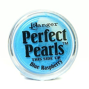 PERFECT PEARLS  PIGMENT POWDER BLUE RASPBERRY