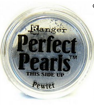 PERFECT PEARLS  PIGMENT POWDER PEWTER