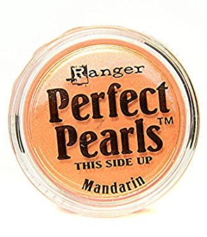PERFECT PEARLS  PIGMENT POWDER MANDARIN