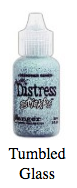 DISTRESS STICKLES TUMBLED GLASS