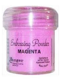 RANGER EMBOSSING POWDER MAGENTA