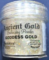 RANGER ANCIENT GOLD EMBOSSING  POWDER GODDESS GOLD