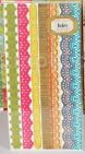 CRATE PAPER BORDER STICKERS RESTORATION COLLECTION