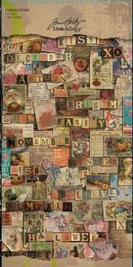 TIM HOLTZ SALVAGE STICKERS SEASONAL
