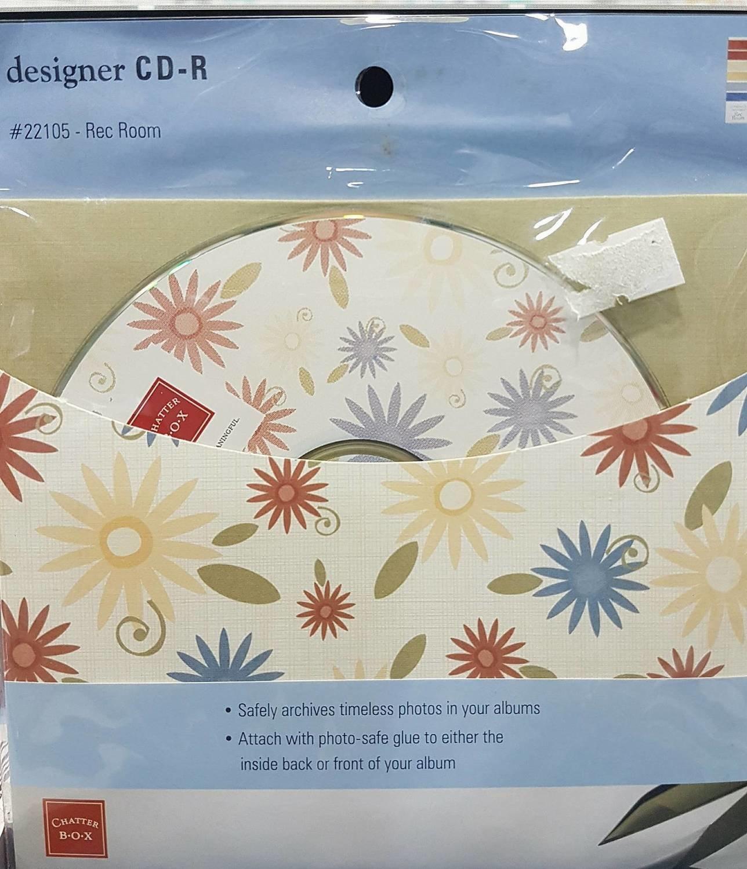 CHATTER BOX DESIGNER CD-R SUN ROOM