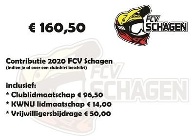 Lidmaatschap FCV Schagen e.o.
