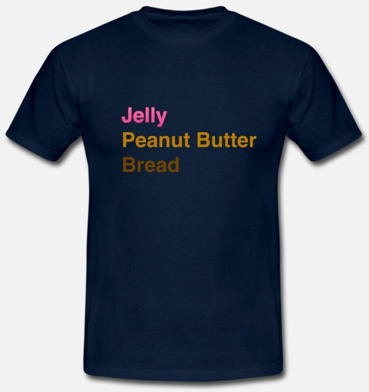 Peanut Butter Jelly T-Shirt