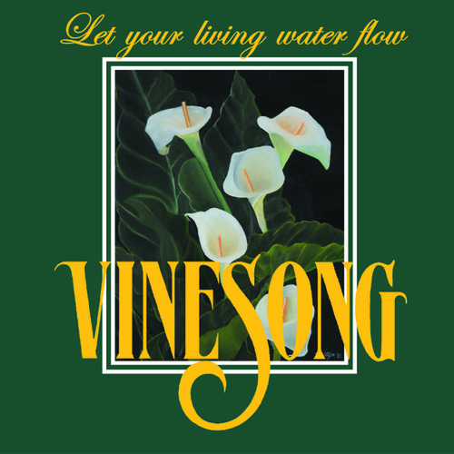 Let Your Living Water Flow CD01005