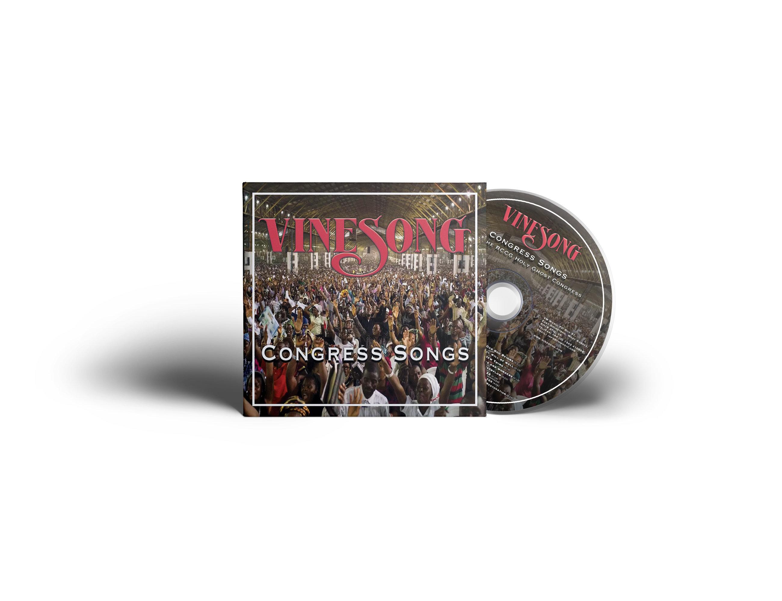 New Album: Congress Songs 11189