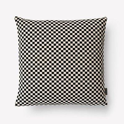 Maharam Checker Pillow by Alexander Girard