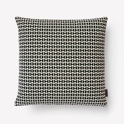 Maharam Double Triangles Pillow by Alexander Girard