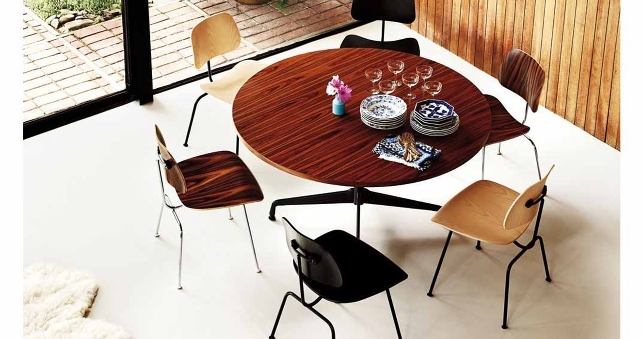 Fine Eames Molded Plywood Dining Chair With Metal Base Pabps2019 Chair Design Images Pabps2019Com