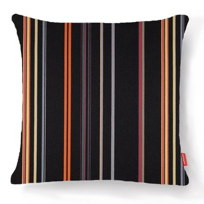 Maharam Intermittent Stripes Pillow by Paul Smith