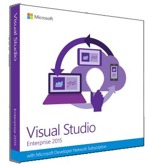 Microsoft Visual Studio Enterprise(ex Premium/Ultimate) con MSDN, nuova licenza biennale