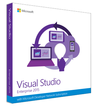 Visual Studio Enterprise (ex Premium/Ultimate) con MSDN, rinnovo abbonamento triennale- Prezzo ad anno