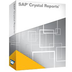 SAP® Crystal Reports XI R2 Dev 2006 INTL WIN
