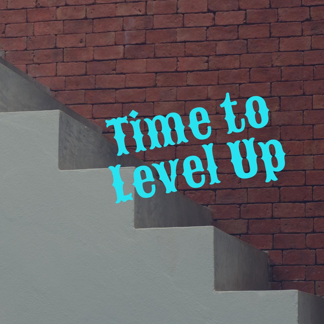 Level Up Transformation Workbook -ebook version