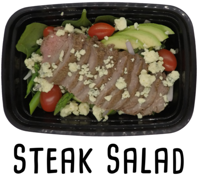 Black N Blue Salad