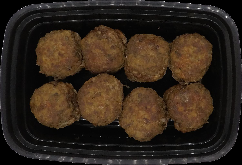 Ninja Meatballs