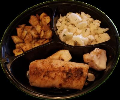Custom Fish Meal