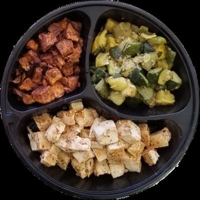 Custom Chicken Meal