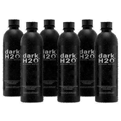 6 Pack 500 mL <br>Naturally Alkaline