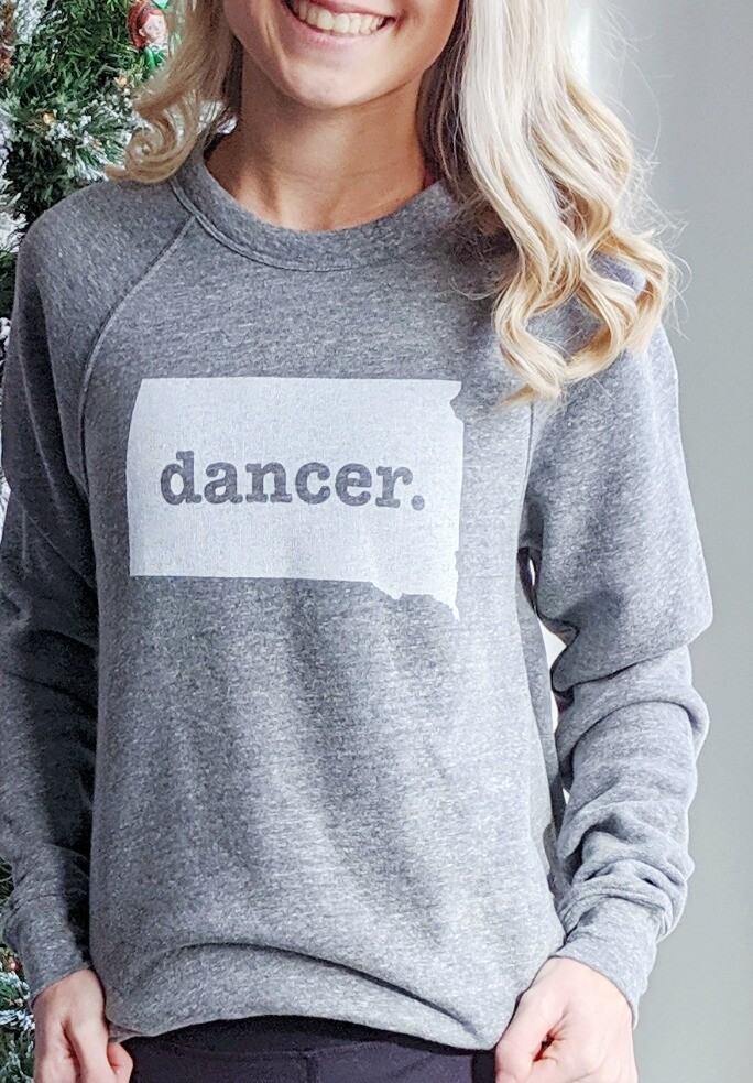 SDdancer. Sweatshirt