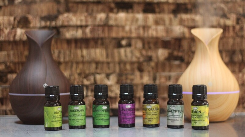 DIFFUSER and OILS