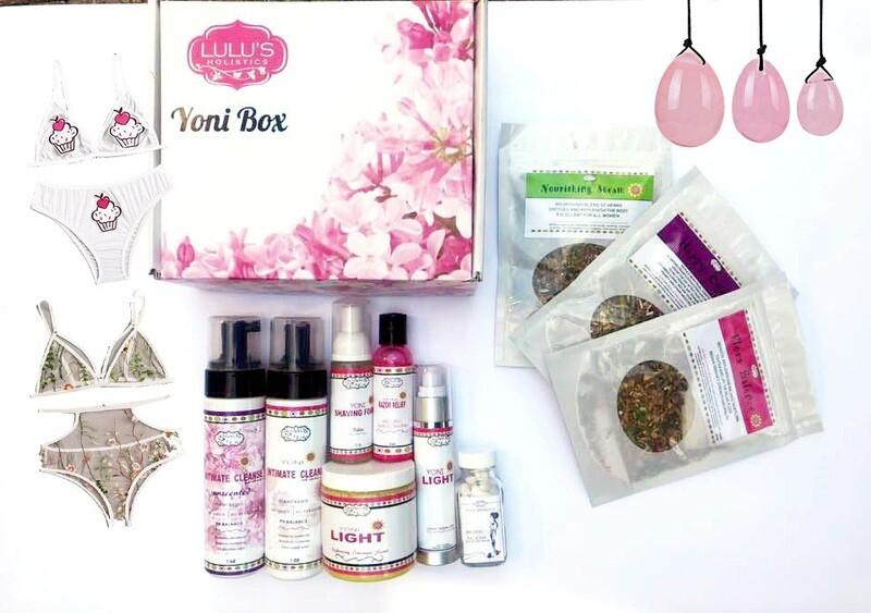 YONI BOX