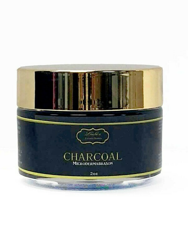 CHARCOAL MICRODERMABRASION