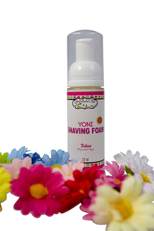 Yoni Shaving Foam