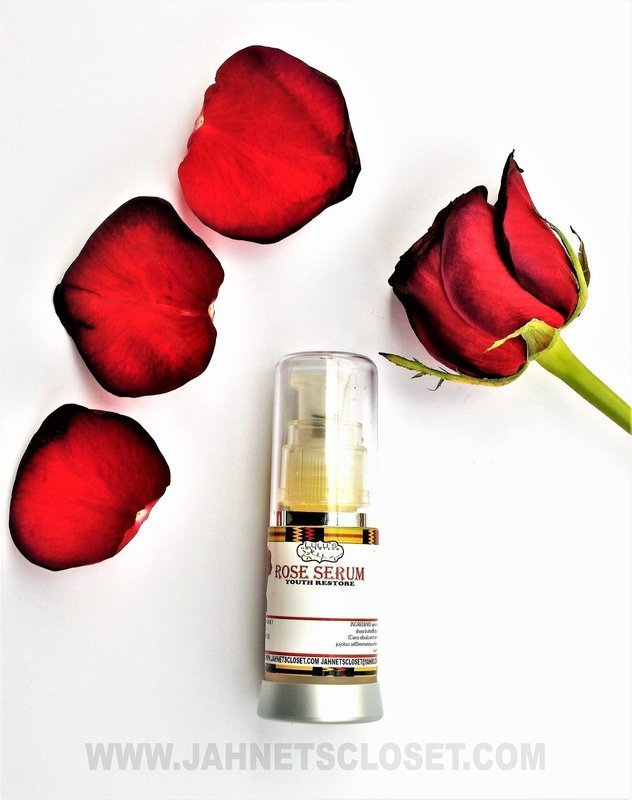 Rose Serum Youth Restore (face and eyes)