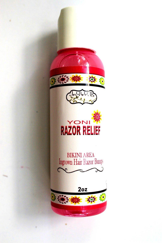 Yoni Razor Relief