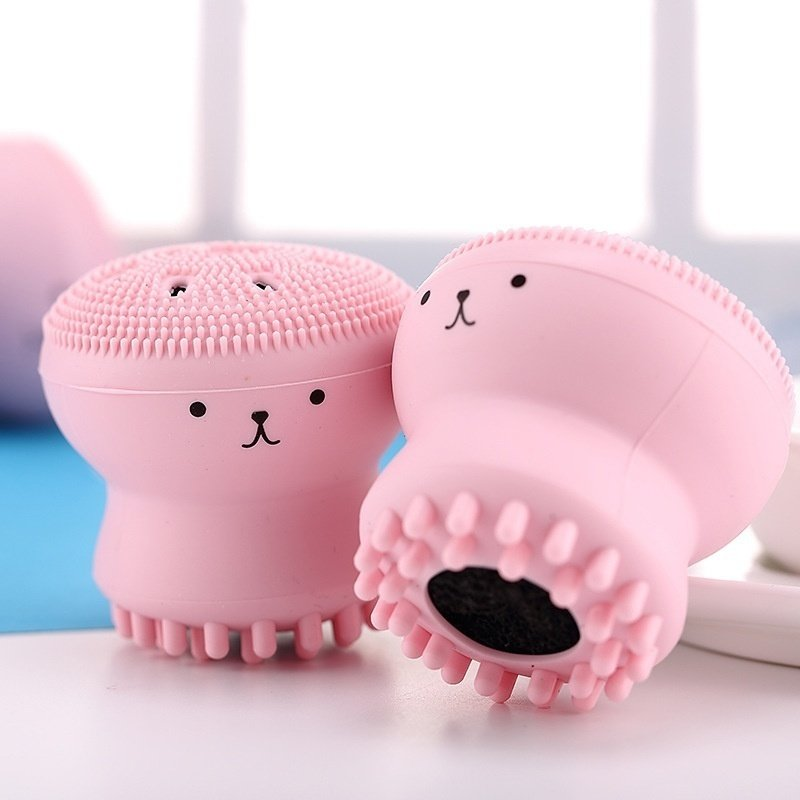 OCTOPUS FACIAL BRUSH