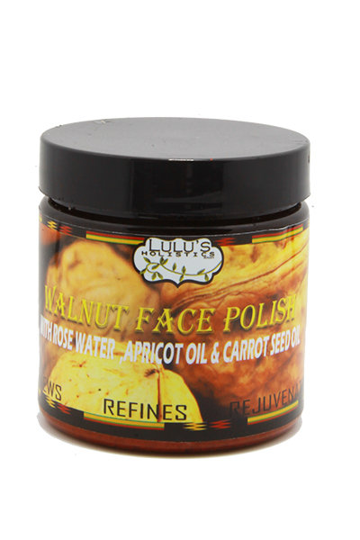 Walnut Face Polish