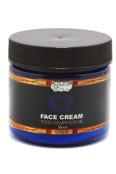 Cedarwood Oil Face Cream