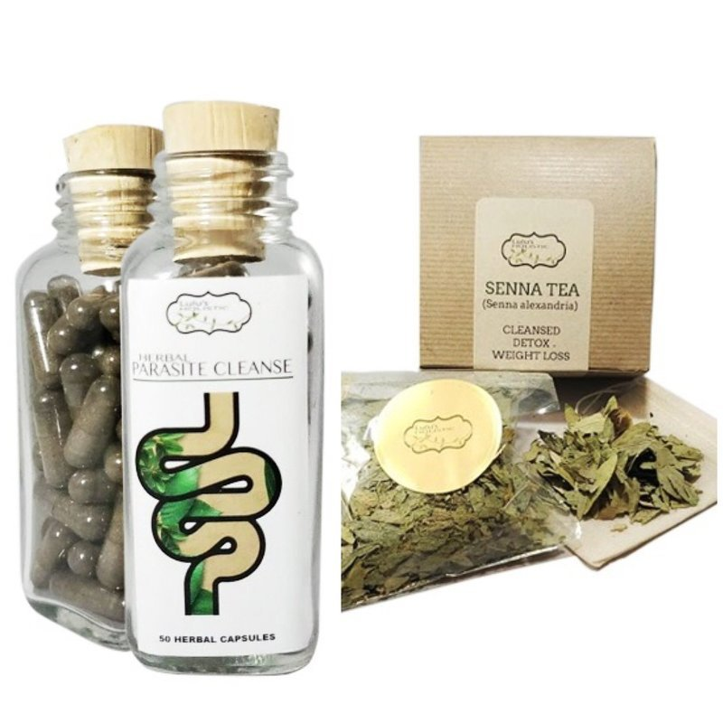 Herbal Parasite Cleanse Kit
