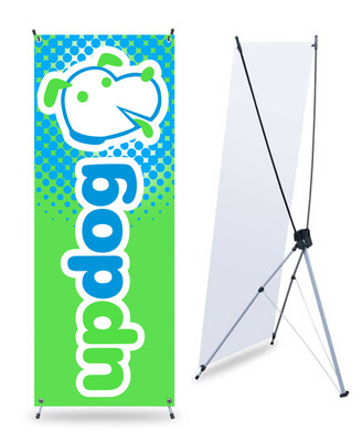 X-Style Collapsible Banner