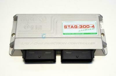 Блок управления Stag-300 ISA2 4 цилиндра