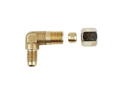 Переходник трубки 90° М10х1/8 Atiker (ST.0.51)