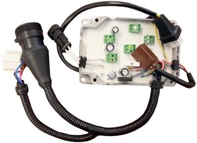 Блок управления для подогревателя Теплостар 12В сб. 347