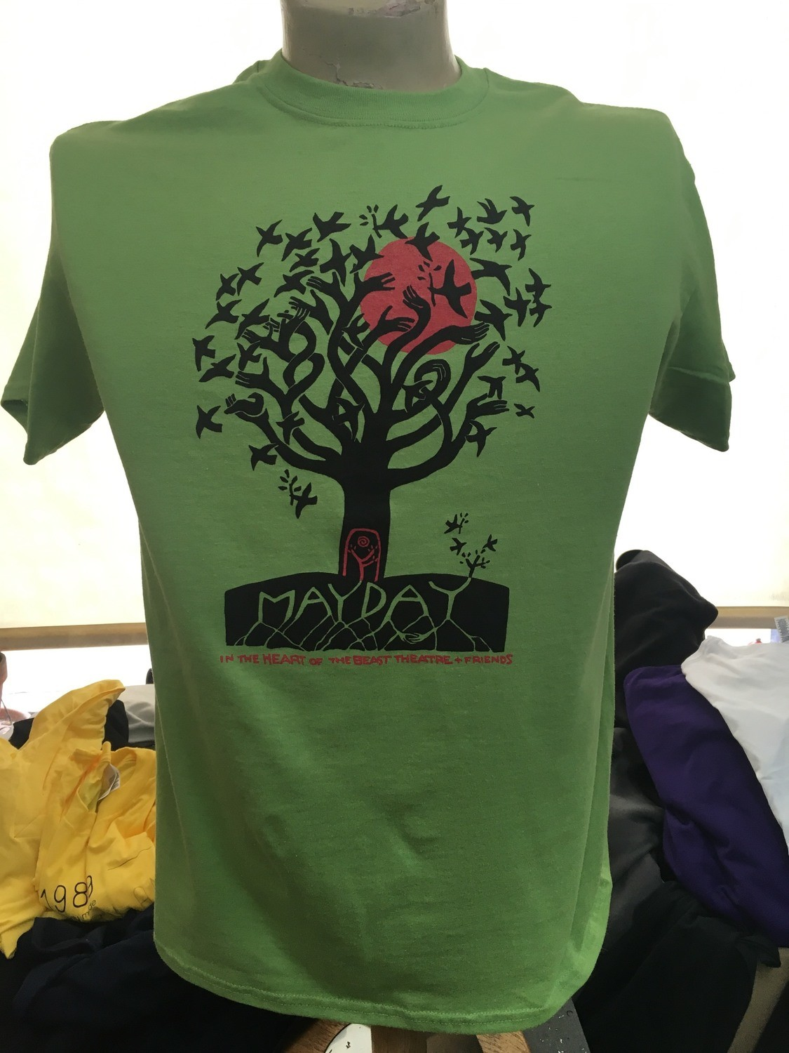2019 MayDay Tshirt Medium