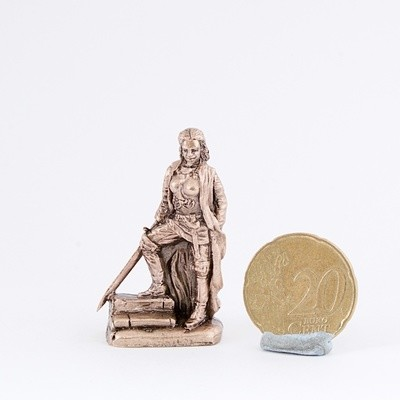 40mm Yara Greyjoy, Game Of Thrones brass miniature