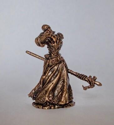 40mm The Hanged Man, The Black Company brass miniature