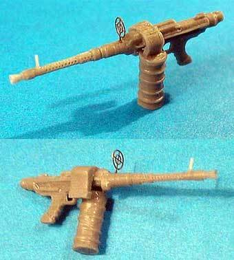 1/48 MG-131 Luftwaffe Machine gun Vector resin: VDS48013