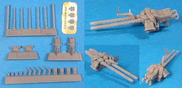 1/48 MG-81Z Luftwaffe Machine gun Vector resin: VDS48015