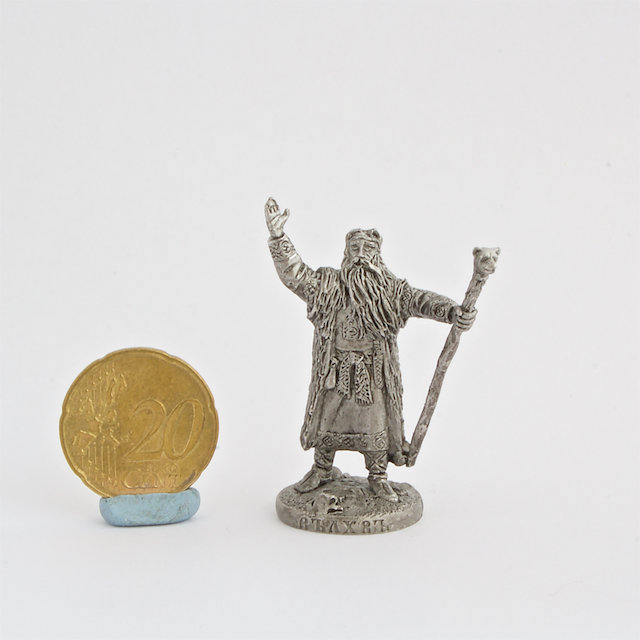 40mm Druid/Magus metal miniature figure