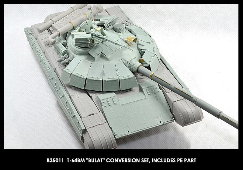 Miniarm 1/35 T-64BM Bulat Conversion set