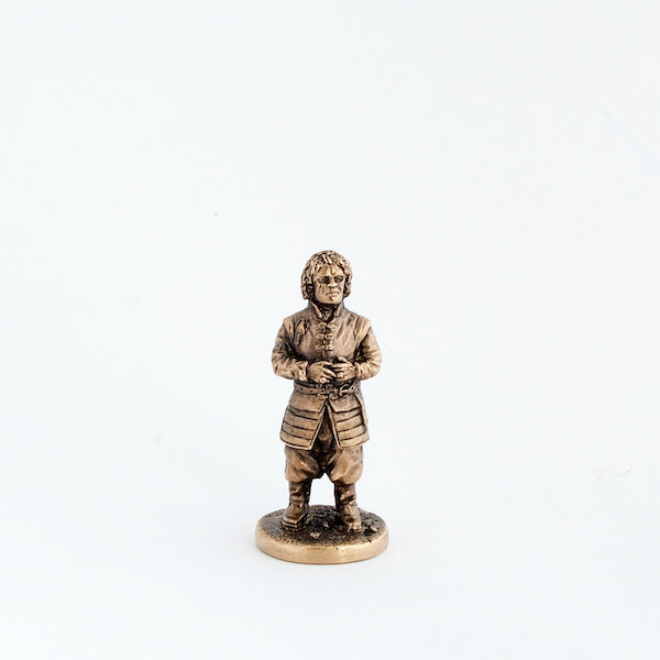 40mm Tyrion Lannister, Game Of Thrones brass miniature